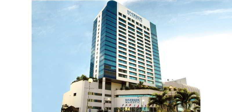Riverside Majestic Hotel…, Jalan Tunku Abdul Rahman,