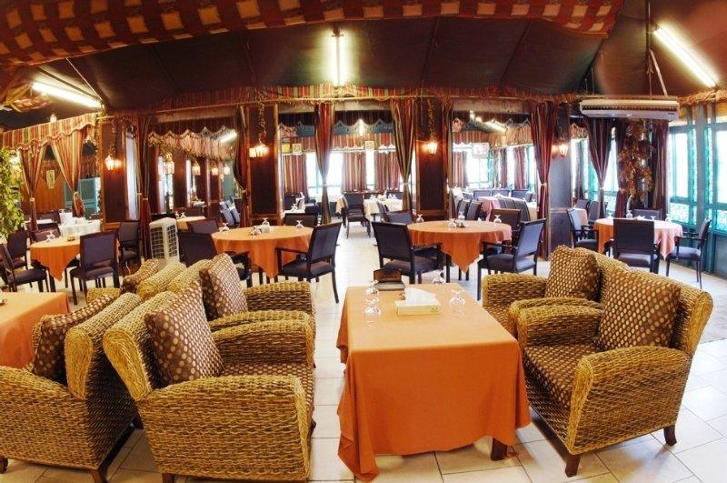 Al Bustan - Restaurant