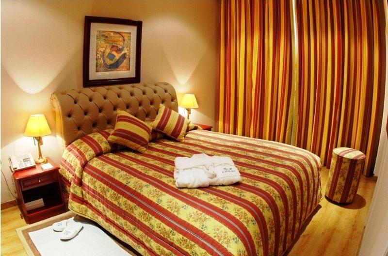 Al Bustan - Zimmer