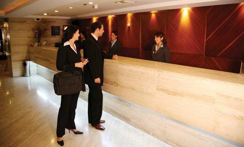 Hotel CCT - Diele