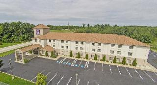Sleep Inn & Suites, 9350 Center Rd.,9350
