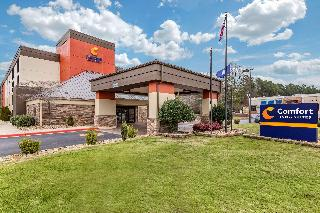 Comfort Inn, 1305 Tiger Blvd. Us 123 &…