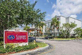 Comfort Suites Sawgrass, West Commercial Boulevard,8301