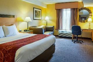 Comfort Suites Southpark, 931 South Ave,931