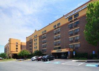 Franklin Delano Roosevelt Memorial Hotels:Comfort Inn University Center