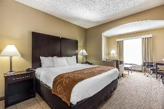 Comfort Suites The Colony…, 4796 Memorial Drive,4796