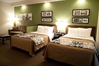 Sleep Inn & Suites Buffalo…, 100 Holtz Dr.,100