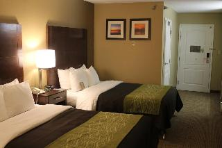 Comfort Inn & Suites, West Commerce Street,209