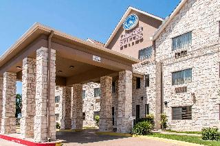 Comfort Suites I-35…, 609 Chisholm Trail,609