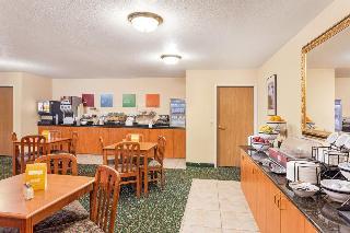 Comfort Inn & Suites, 7640 Sw Warm Springs Street,