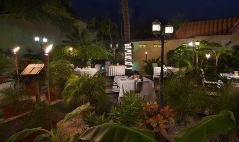 Manchebo Beach Resort & Spa - Terrasse