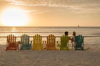 Divi Aruba Phoenix Beach Resort - Terrasse