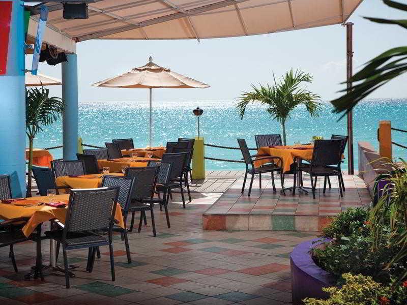 Tamarijn Aruba All Inclusive - Terrasse