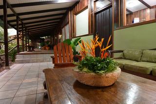 Mawamba Lodge - Diele