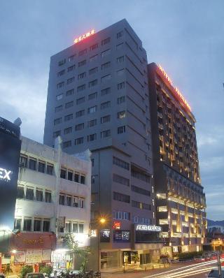 Excelsior Hotel Ipoh, 43 Jalan Sultan Abdul Jalil,