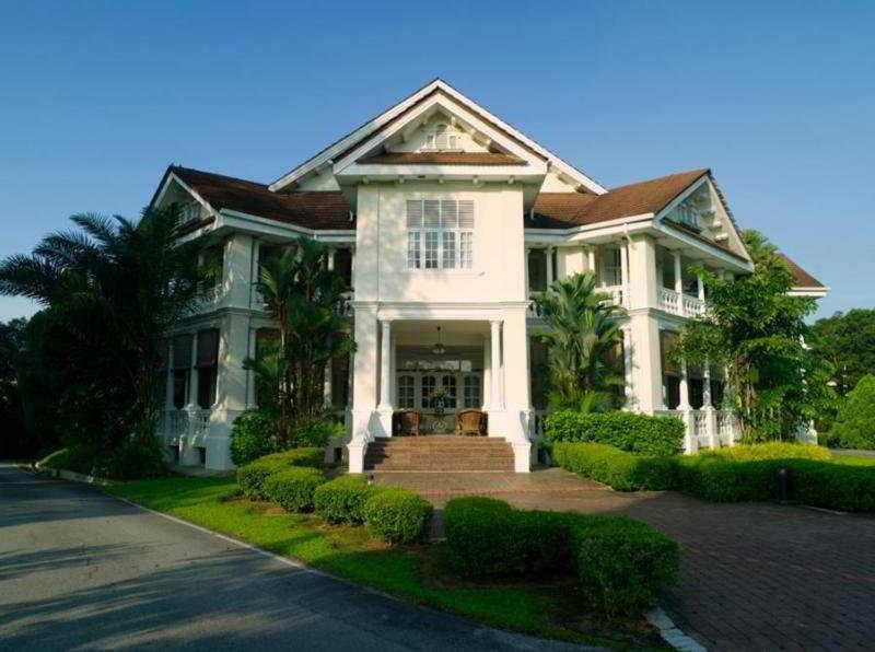 Carcosa Seri Negara, Taman Tasik Perdana, Persiaran…