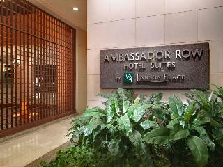 Ambassador Row Hotel…, 1, Jalan Ampang Hilir,