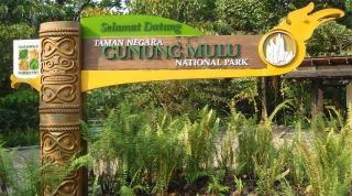 Mulu Marriott Resort…, Sungai Melinau,