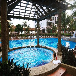 Mahkota Hotel Malacca, No. 16 Jalan Syed Abdul Aziz,