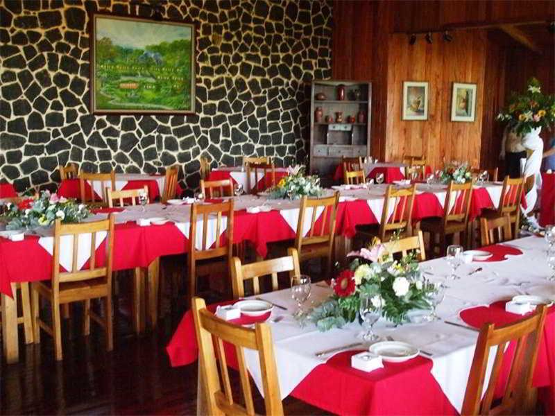 Monteverde Cloud Forest Lodge - Restaurant