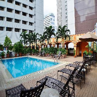 Grand Pacific Singapore - Pool