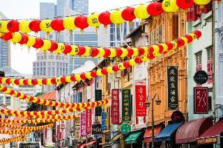 Chinatown - Generell