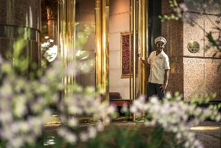 Four Seasons Hotel Singapore - Diele