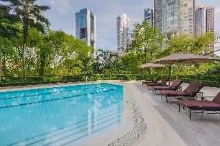 Four Seasons Hotel Singapore - Pool