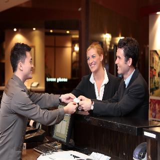 Village Hotel Bugis by Far East Hospitality - Diele