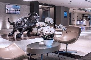 M Hotel Singapore - Diele