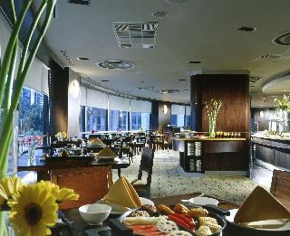 M Hotel Singapore - Restaurant