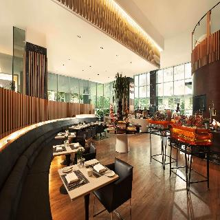Pan Pacific Orchard - Restaurant