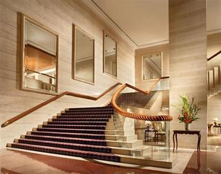 Sheraton Towers Singapore - Diele