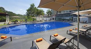 Sheraton Towers Singapore - Pool