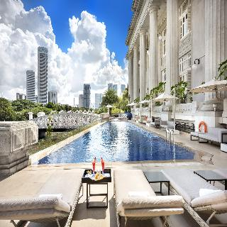 The Fullerton Singapore - Pool