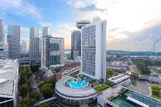 Pan Pacific Singapore, Raffles Boulevard, Marina…