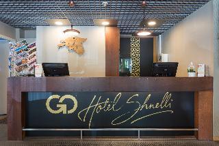 Go Hotel Shnelli - Diele