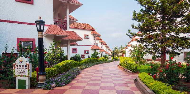 Nanu Resort, Nanu Reach Resort, Betalbatim…