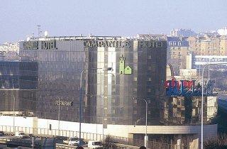 Arr19 20 la villette p re lachaise hotels arr19 20 la villette p re lachaise hotel in arr19 - Gare routiere porte de bagnolet ...