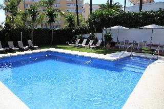 Hotel Arcos de Montemar - Pool