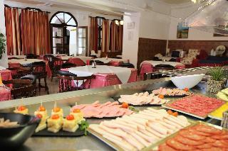 Hotel Arcos de Montemar - Restaurant