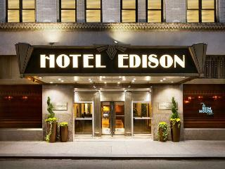 The Edison Hotel NYC