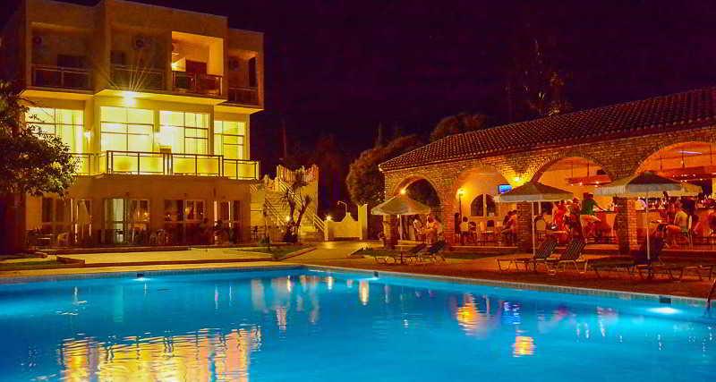 Amalia Hotel, Dassia Area,