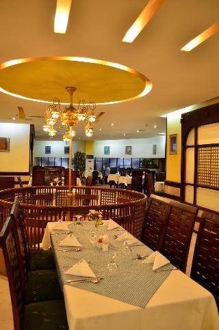 Belle Vue Hotel - Restaurant