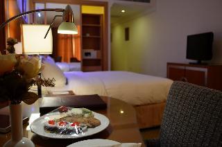 Belle Vue Hotel - Zimmer