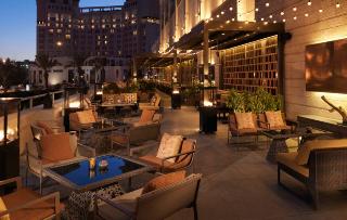 Four Seasons Hotel Amman - Terrasse