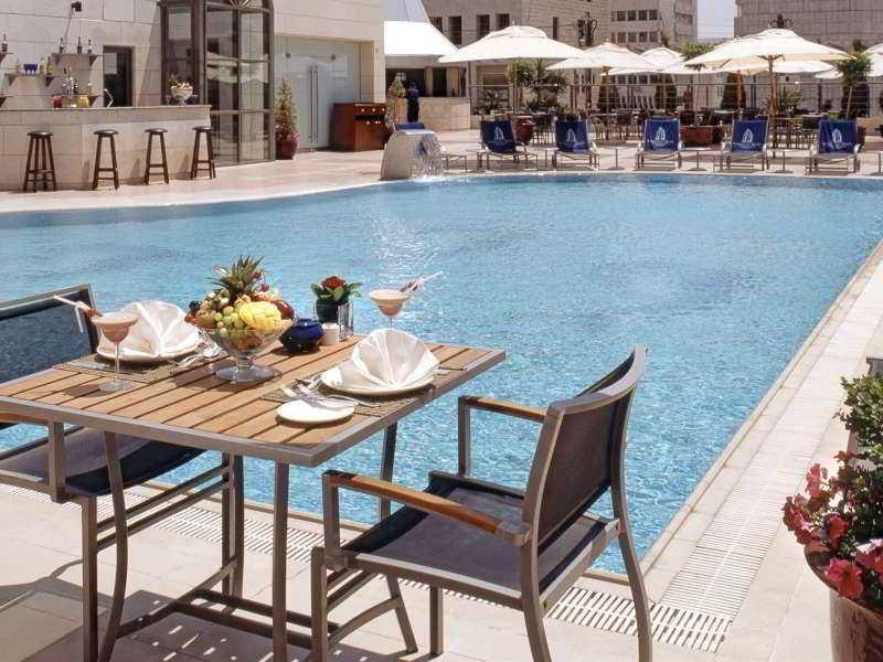 Kempinski Hotel Amman Jordan - Pool