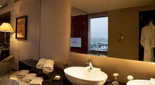 Kempinski Hotel Amman Jordan - Zimmer