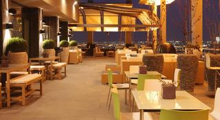 Landmark Amman Hotel & Conference Center - Terrasse