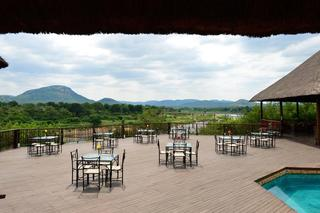 Pestana Kruger Lodge - Terrasse